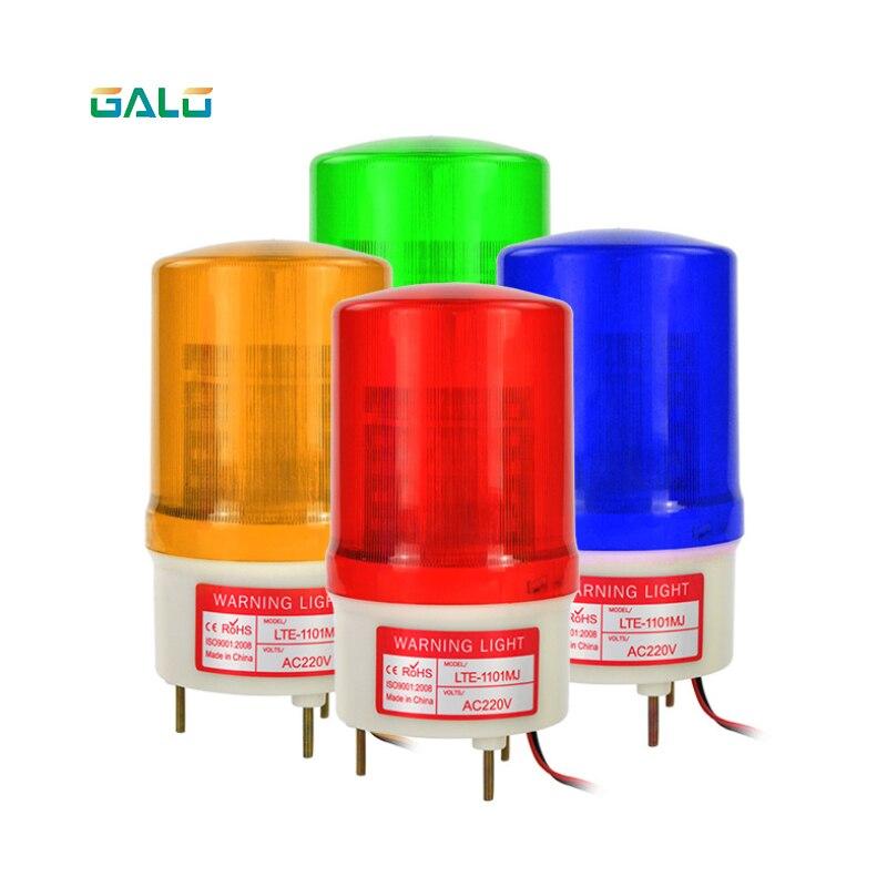 LED Warning Light Flashing Indicator light Strobe Beacon Emergency Lamp Signal Warning Light Car Auto Lamp 12V-24V