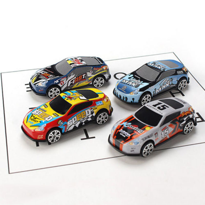 6Pcs Set Mini Alloy Car Model Simulated Car Toy Kids Children Toy 6.6*3*2cm ...