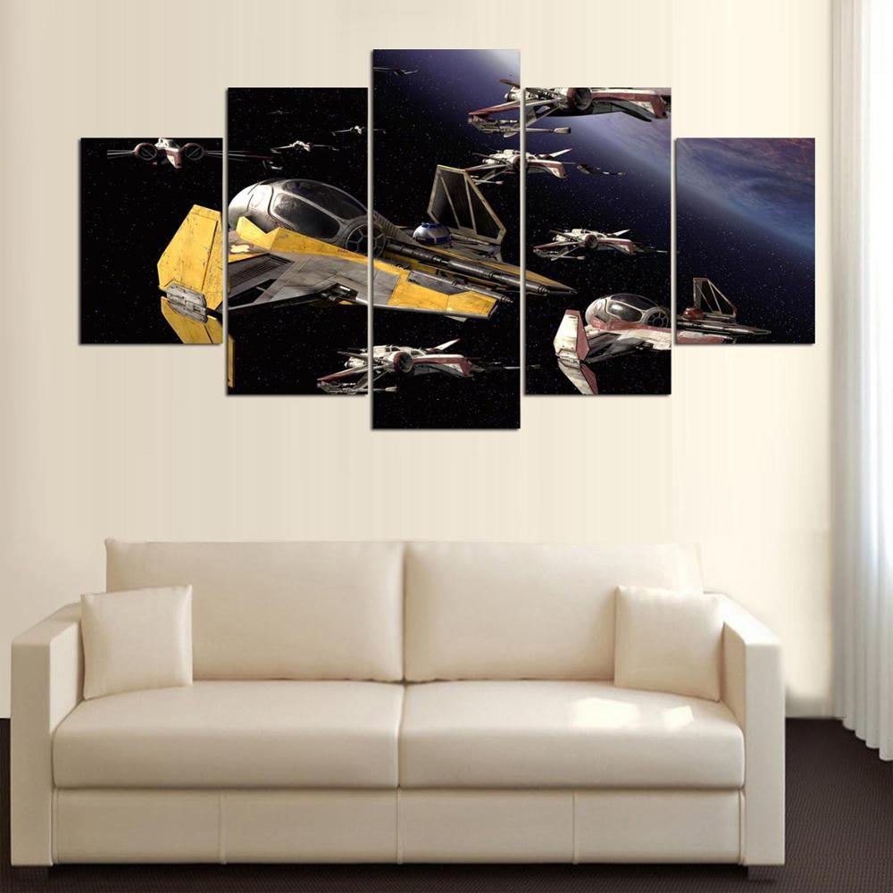 Fantastisch Star Wars Gerahmte Kunst Galerie - Rahmen Ideen ...