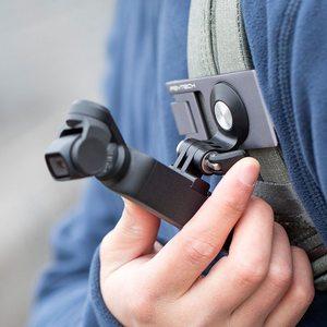 Image 2 - PGYTECH OSMO Bỏ Túi 2 Cổng Dữ Liệu Để Đa Năng Ốp Cho DJI OSMO Bỏ Túi Mở Rộng Phụ Kiện