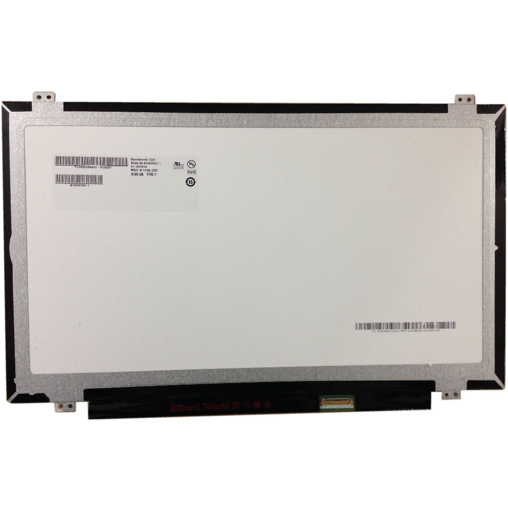 B140HTN01.1 B140HTN01 1920X1080 Laptop LED LCD Screen 14