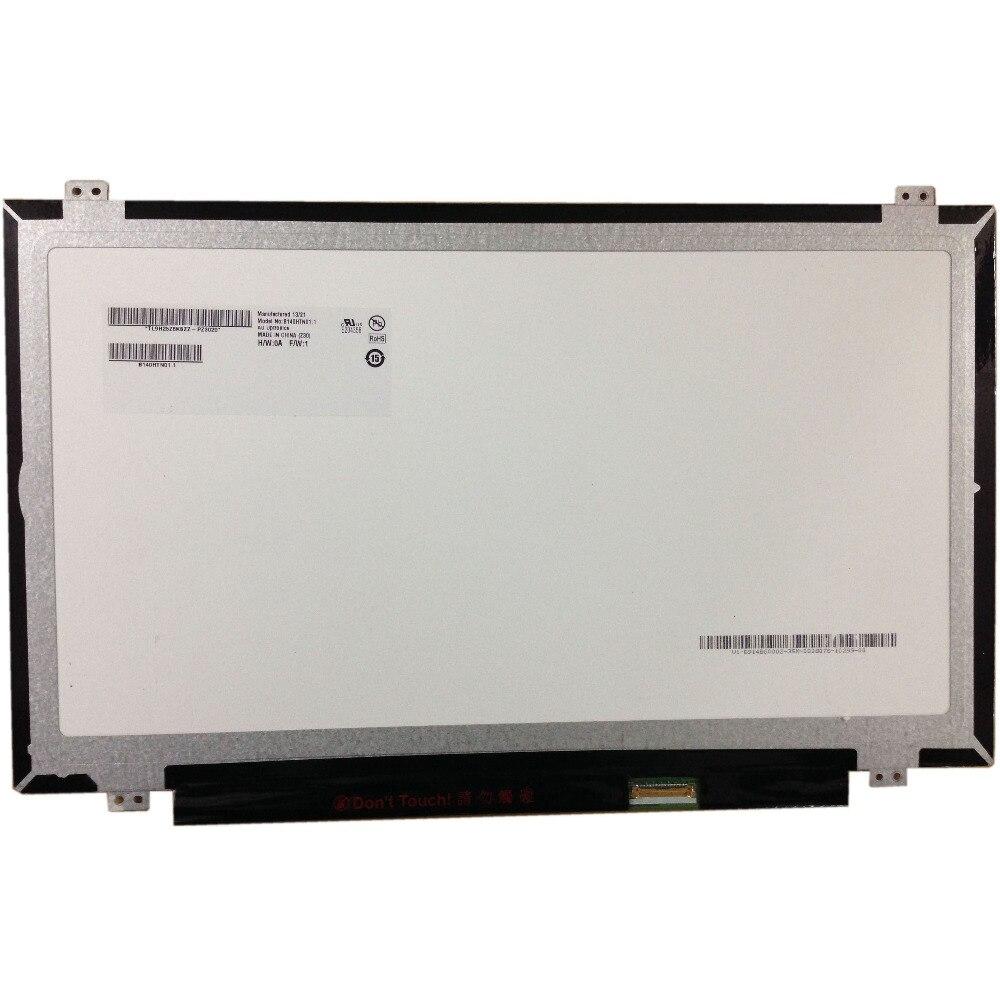B140HTN01.1 B140HTN01 1920X1080 Laptop LED LCD Screen 14