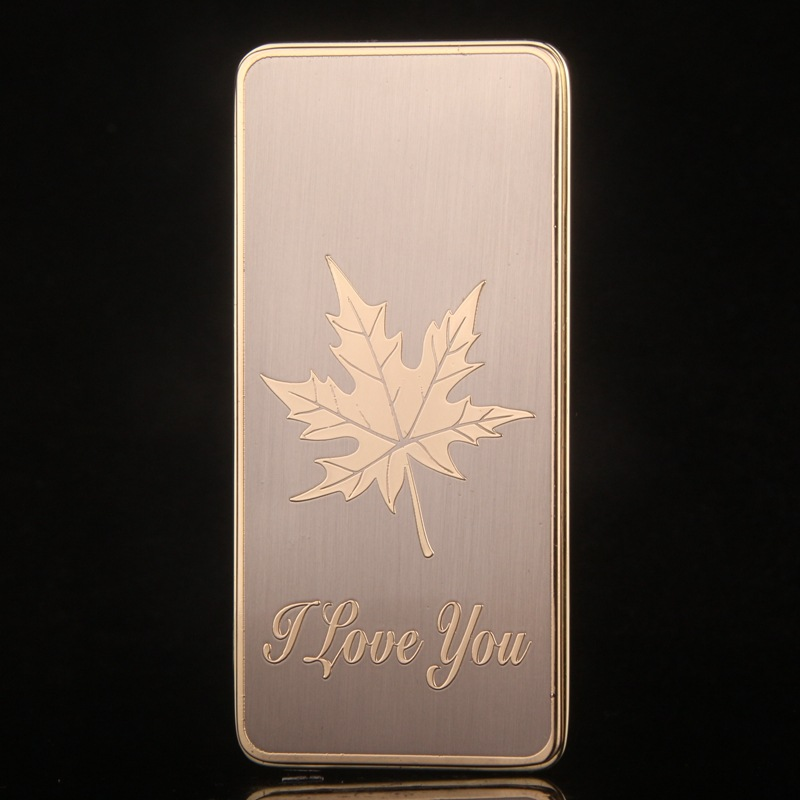 New environmental protection electronic cigarette lighter USB rechargeable lighter ultra thin creative windproof silent lighters
