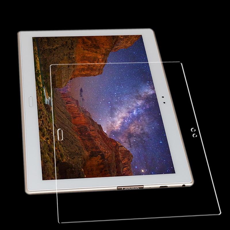 Купить 9h высококачественное закаленное стекло для lenovo tb x804f