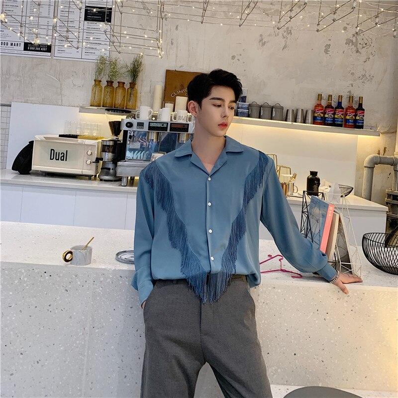 Luxury Brand Silk Leopard Print Shirts Men s Fashion Long Sleeve Spring Summer Business Dress Floral