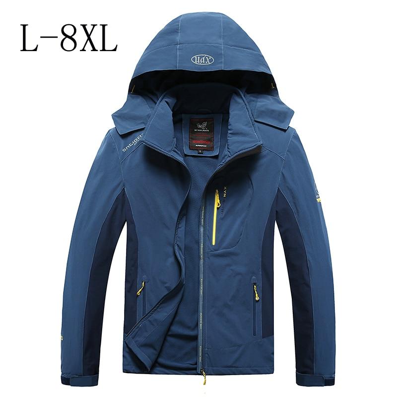 2017 Spring autumn font b men b font font b jacket b font Large size coats