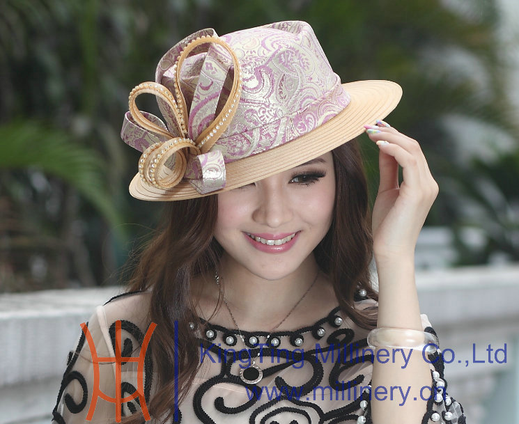 Popular Girls Church Hats-Buy Cheap Girls Church Hats lots from ...