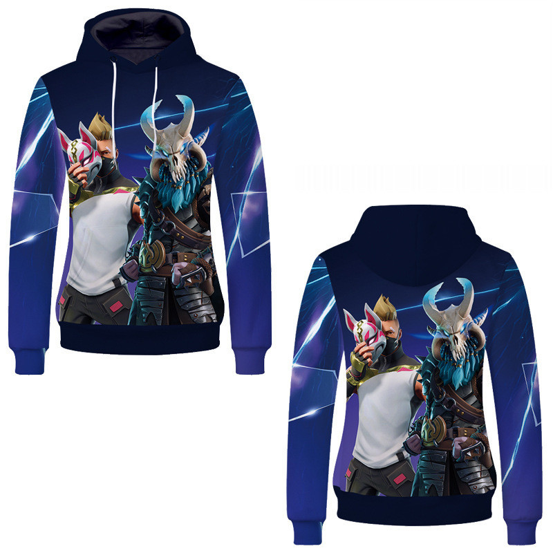 2019 Battle 3D Men Hoodies Sweatshirt Cute Hoodie Gaming Hooded Printed Hoodie For Kids Boys Fans
