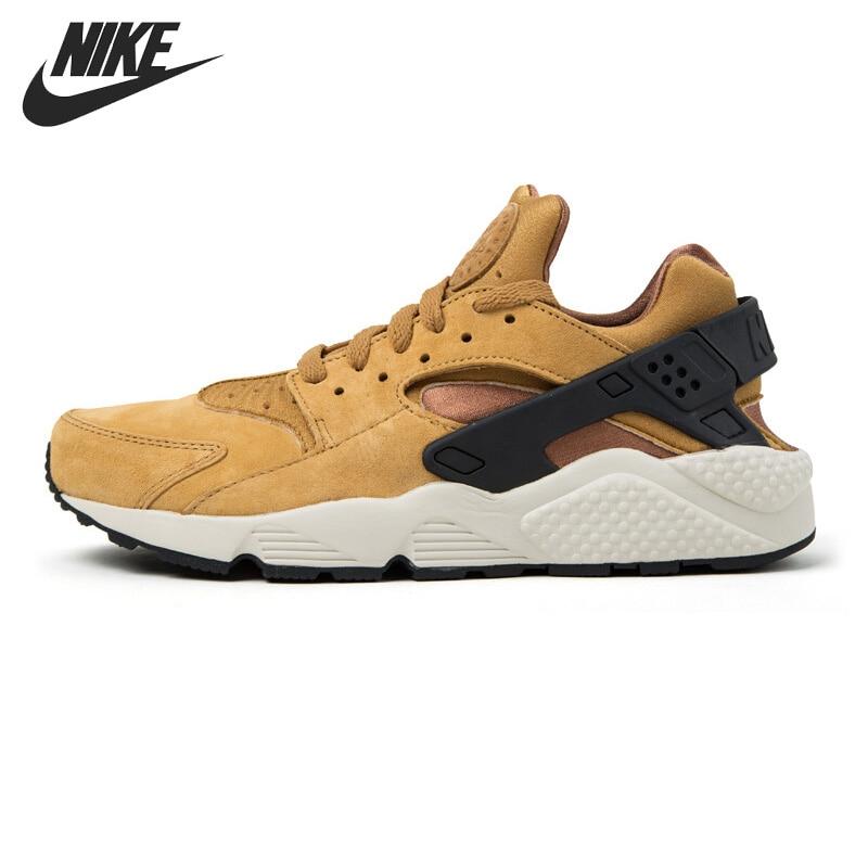 Оригинальное новое поступление 2018 NIKE AIR HUARACHE PRM мужские кроссовки для бега