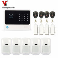 Wi Fi Gprs Gsm Sms Home Security Alarm System Touch Screen Wireless Gsm Alarm System Android