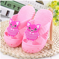 Free shipping Slippers Girls Sandals Special summer Children's Shoes Baby cartoon slippers Boys slippers Girls  home bathroom