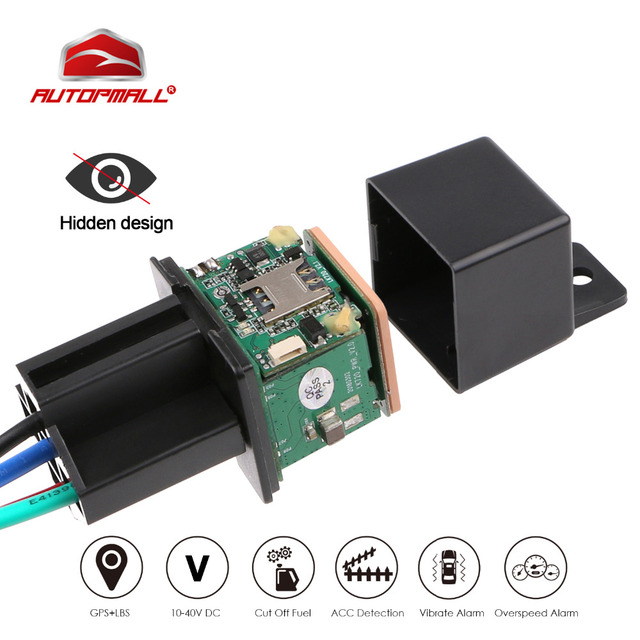 Gps Car Tracker >> Relay Gps Tracker Car Gps Locator Cut Off Fuel Hidden Design Gsm Gps