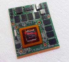 GTX 260 M GTX260M 1 GB WDXVH G92-751-B1 P/N: 0 WDXVH 96RJ4 VGA Video Karte für Dell Alienware M15x M17x R1 laptop motherboard