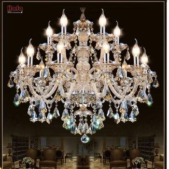 Moderne Kristall Kronleuchter Wohnzimmer Lustres De Cristal Dekoration  Tiffany Anhänger Und Kronleuchter Hause Beleuchtung Innen Lampe