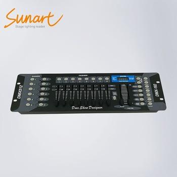 Darmowa wysyłka 192 DMX kontroler led punkt wiązki wash sharpy sprzęt sceniczny efekt światła konsola do gier dla DJ disco ruchome światło głowy