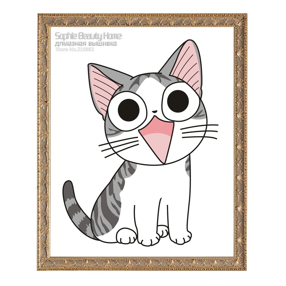 Galeri Gambar Kartun Kucing Dan Ikan Galeri Kartun