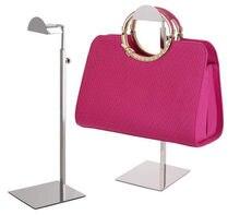 571e9636b3a Présentoir de sac à main en acier inoxydable hommes femmes sacs titulaire  mode réglable perruque sac à main postiche foulards en.