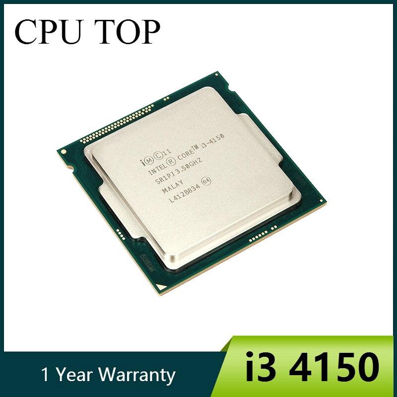 Intel Core I3 4150 Dual Core 3 5GHz LGA 1150 TDP 54W 3MB Cache i3 4150