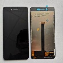 """Orijinal Vernee Mars 5.5 """"FHD lcd ekran + dokunmatik ekran paneli dijital yedek parça düzeneği cam + araçları"""