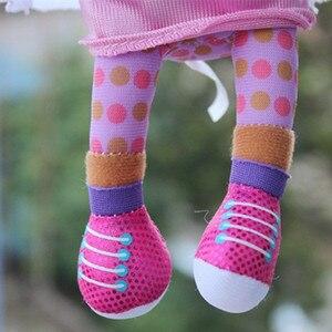 Image 5 - 30cm Mcstuffins klinika lekarz pluszak dla dzieci lalki wypchane pluszowe zabawka w kształcie zwierzątka miękkie lalki dla dzieci Brinquedo dziewczyna prezent