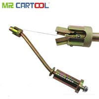 Mr Cartool Fuel Injector Tool Removal Installer Puller Tool Oil Pump Remover For Jaguar and Land Rover 5.0 Liter Engine