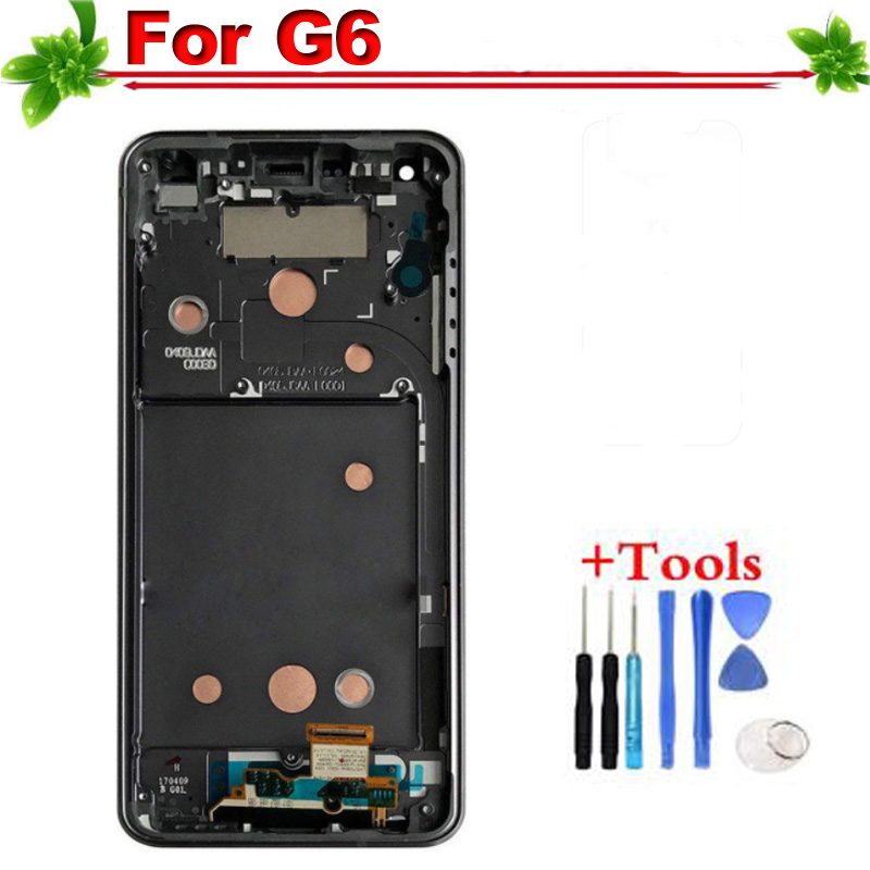 White,Blue,Black Color New Replacement For LG G6 H870 H871 LCD Display Touch Screen Digitizer With Frame Full AssemblyWhite,Blue,Black Color New Replacement For LG G6 H870 H871 LCD Display Touch Screen Digitizer With Frame Full Assembly