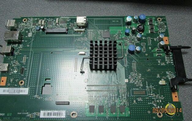 Original formatter board for HP LaserJet 700 color MFP M775 Series M775dn M775f M775z M775z+ CE396-60001 CC522-67933 profiline pl ce340a black для hp laserjet enterprise 700 color mfp m775dn m775f m775z m775z 13500стр