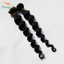 8A Full Cuticle Malaysian Loose Wave Virgin Hair 2 Bundles Remy Malaysian Hair Loose Weave Bundles Human Hair Extensions AL222