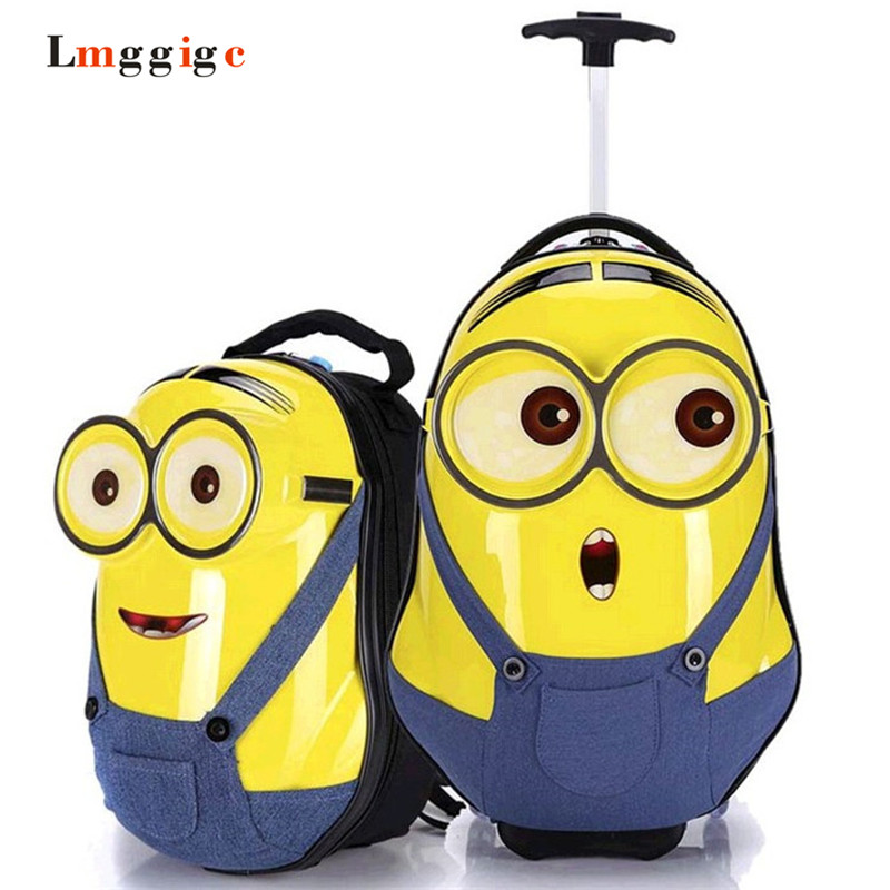 Online Get Cheap Minions Luggage -Aliexpress.com | Alibaba Group