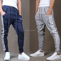 2016 Autumn Winter New Men's Trousers Slacks Sweatpants Feet Haroun Pants Fashion Slim Fit Hip Hop Yeezy Boost Joggers