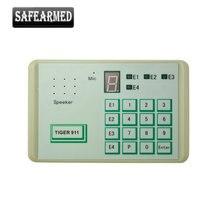 (1 шт.) автоматический телефонный номеронабиратель Tiger 911, аксессуары для систем сигнализации, инструмент для передачи вызовов, фиксированный терминал, подключение NC NO или напряжение