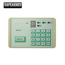 Tiger 911, accessoires système dalarme pour téléphone portable, outil de transfert dappels, Terminal fixe, mis en NC, pas de tension, 1 pièce