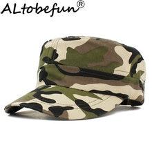 ALTOBEFUN-Sombrero militar a la moda para hombre y mujer, gorra de camuflaje del ejército, fuerzas especiales, Boina militar, Sailor Goro AD909