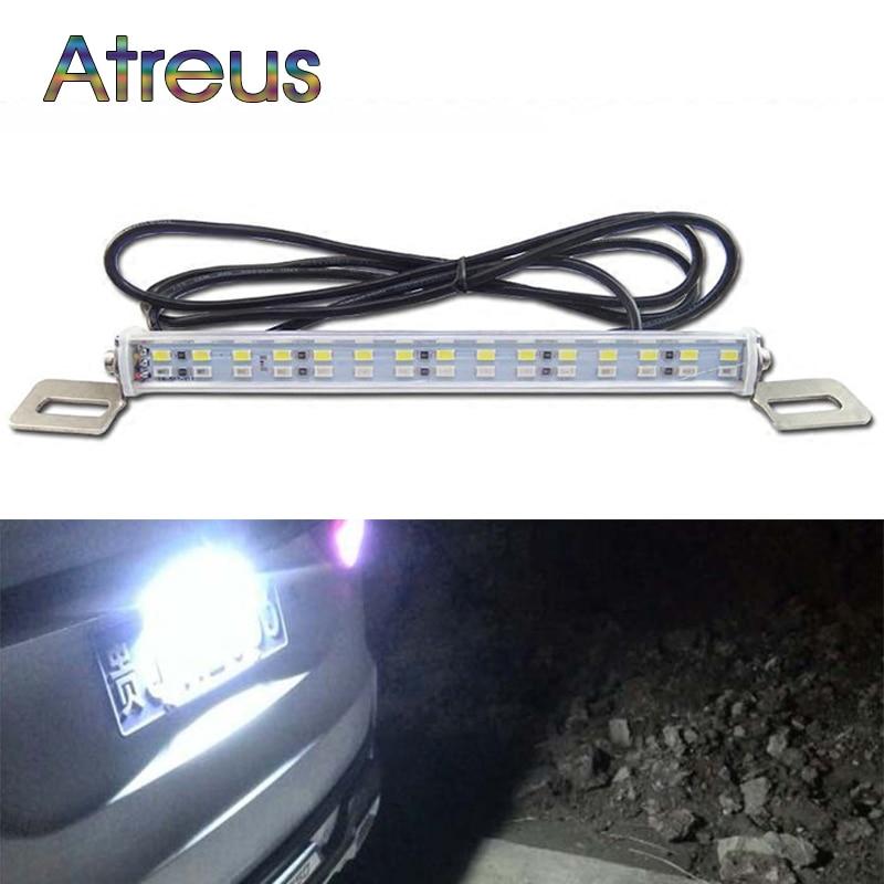 atreus auto led kennzeichenbeleuchtung 12 v für mazda 3 6 volvo s60