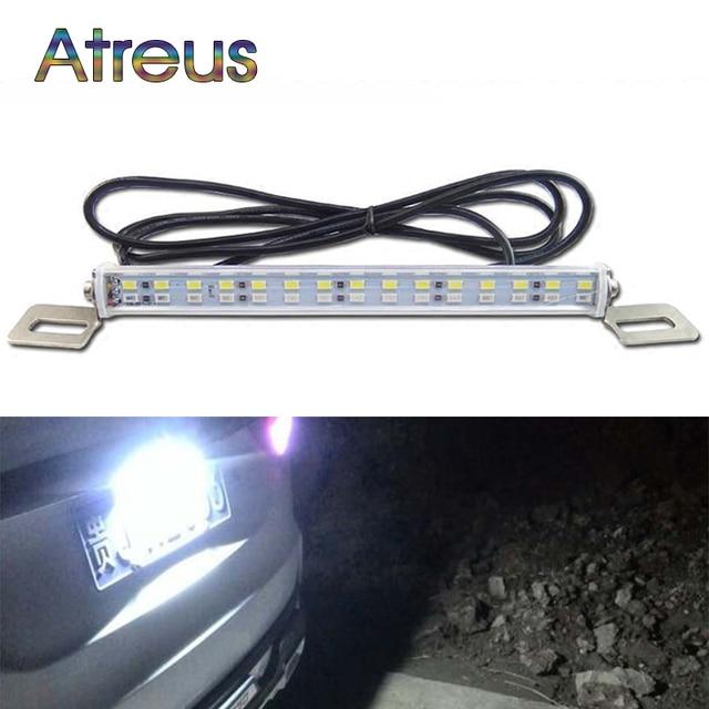 Volvo S60 Grey Car Full Hd Wallpaper: Atreus Car LED License Plate Lights 12V For Mazda 3 6