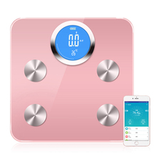 Body fat scale New smart Bluetooth body fat scale Household weight scale Health precision body scale недорого