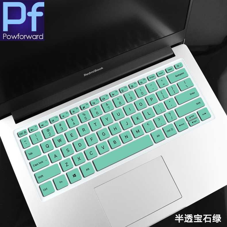 Xiaomi redmibook 14/redmi ブックノートパソコンのキーボードスキン 2019 新 14 インチ RedmiBook14 ノートブックキーボードカバースキンプロテクター