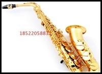 Saxophone New High quality alto YAS 875EX YAS 82Z saxophone musical instruments professional E-flat sax alto Gold Big discount