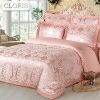 CLORIS Новый хлопковый комплект постельного белья Плед покрывало семейный диван простыня сатиновое комфортное покрывало Постельный набор King