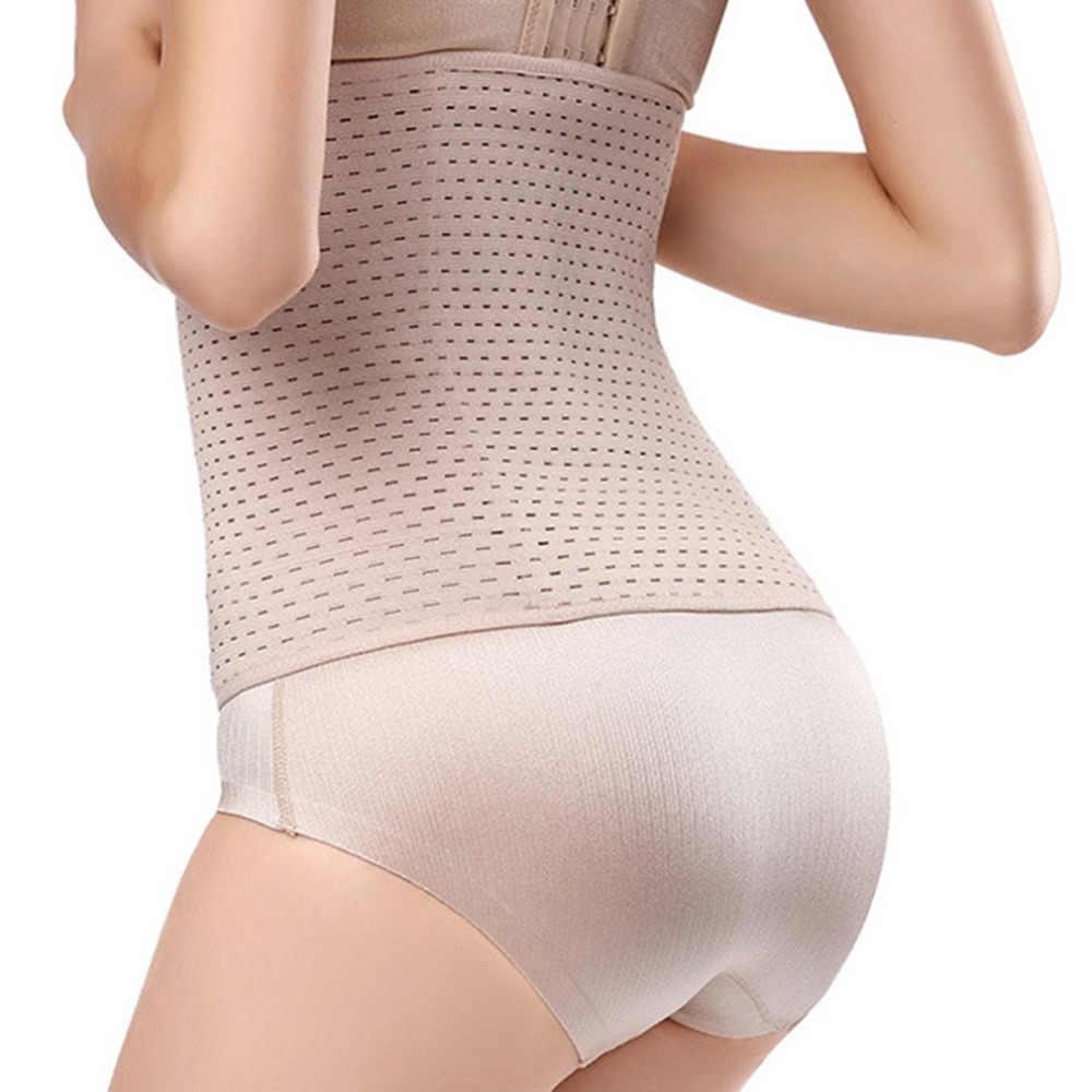 Frauen Abnehmen Korsett Body Shaper Taille Trainer Atmungsaktive abnehmen Modellierung Gurt Gürtel Unterbrust Abnehmen Gürtel Shapwear
