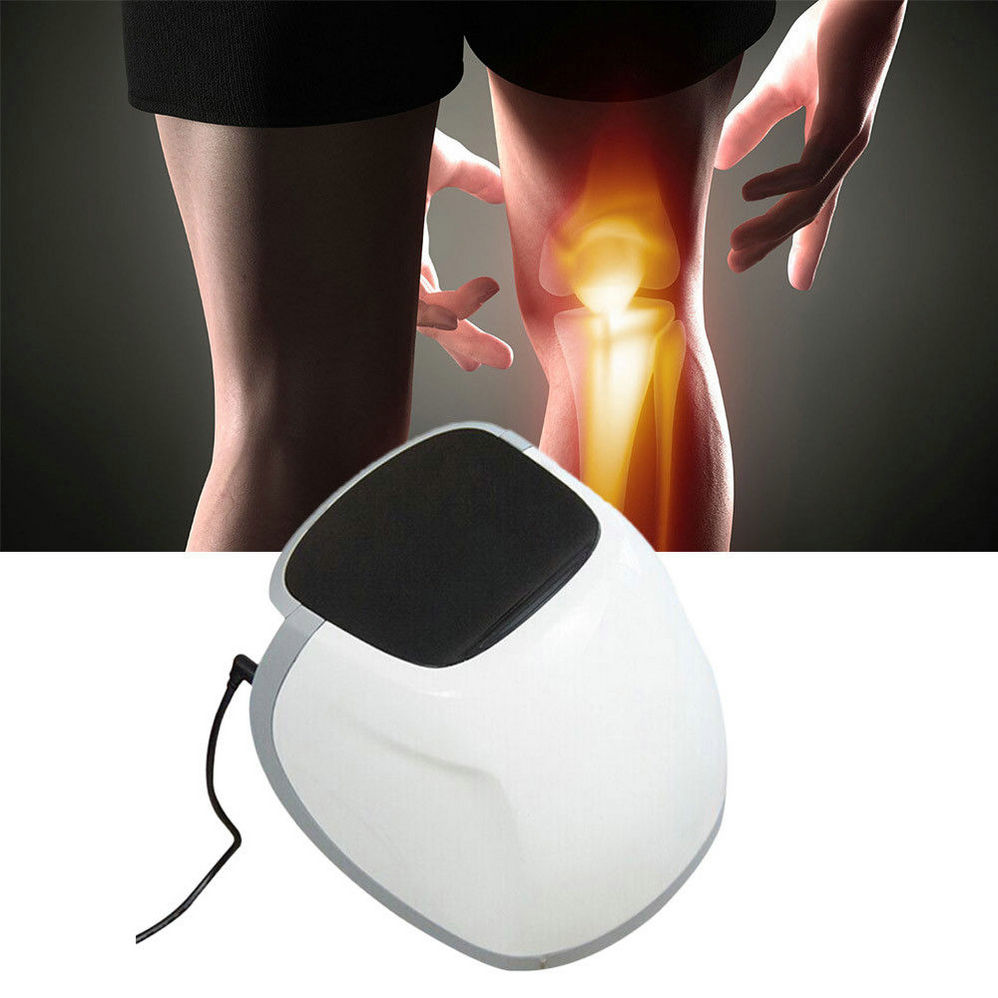 Купить с кэшбэком home remedy knee massager far Infrared red light therapy joint pain knee pain relief portable masssager 650nm low level laser