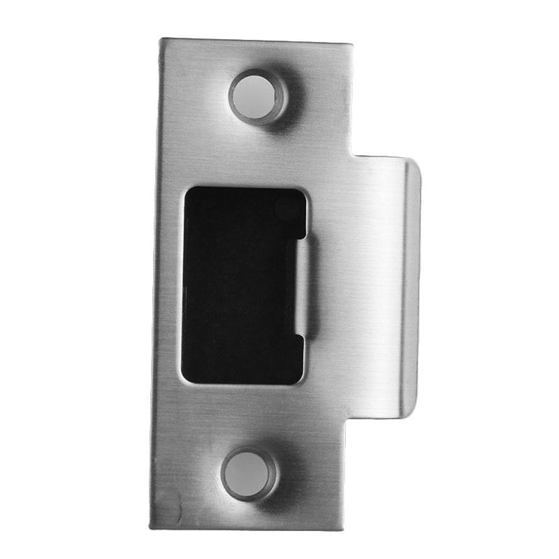 ABKM Hot Silver Zinc Alloy Home Smart Bluetooth Electronic Press Screen Code Password Lock Deadbolt Door Lock Unlock By App Co - 4