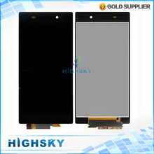 Test For Sony Xperia Z1 LCD Display L39h C6902 C6903 C6906 C6943 Screen With Touch AAA Quality 5 inch 1 Piece Free Shipping