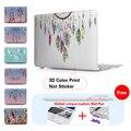 Новое Прибытие Обложка Чехол Для Apple Macbook Pro Retina 13 15 12 Air 13 11 Ultrabook Печати Ловца Снов Бесплатная Шариковая ручка