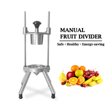 ITOP Fruit Divider And Vegetable Cutter One-piece Molding Apple Potato Slices With Stainless Steel Blade Tools