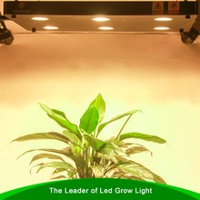 CF GROW Ultra-thin LED Grow Light 360W 540W 810W  Full Spectrum Growing Panel for Hydroponic Plants All Stage Growth Lighting