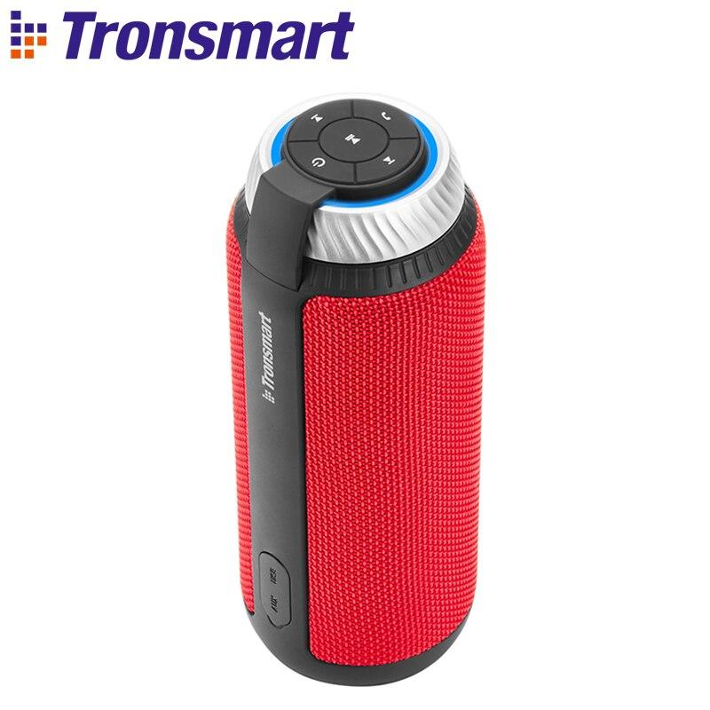 Tronsmart Elemento T6 25 w Falante Portátil com Som 360 Estéreo Bluetooth Speaker Soundbar Coluna para Leitor de Música MP3