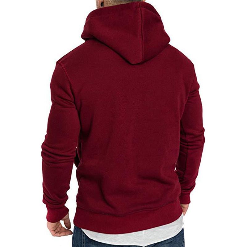 Covrlge Mens Sweatshirt Long Sleeve