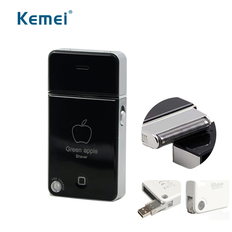 Kemei Mini Portable Electric Trimmer USB Charging Reciprocating Safety Razor Beard shaver for men Face Care Tools tool kitKemei Mini Portable Electric Trimmer USB Charging Reciprocating Safety Razor Beard shaver for men Face Care Tools tool kit