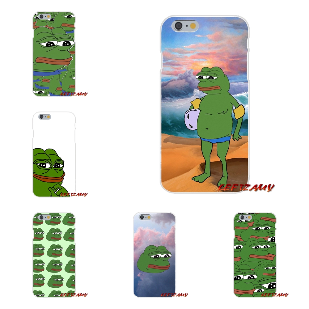the Frog meme pepe Accessories Phone Cases Covers For Samsung Galaxy A3 A5 A7 J1 J2 J3 J5 J7 2015 2016 2017 image